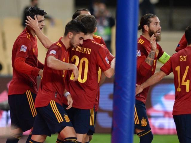 《【天辰平台招商】西班牙6比0德国!控球70%射门23比2,根本不讲武德!》