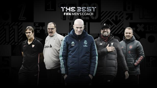 《【天辰代理官网】FIFA最佳评选候选名单:先生之争拜仁现役仅一人》