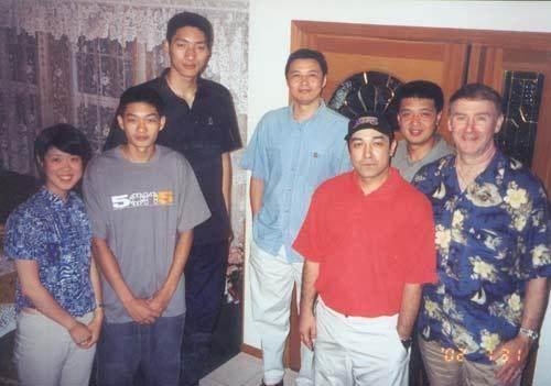 《【天辰招商总代】【缅怀】他是留美小将引路人 更是中国篮球老朋友》