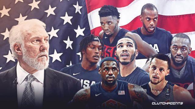 《【杏鑫娛樂】总决赛与奥运会间隔太紧 美国男篮面临巨大挑战》