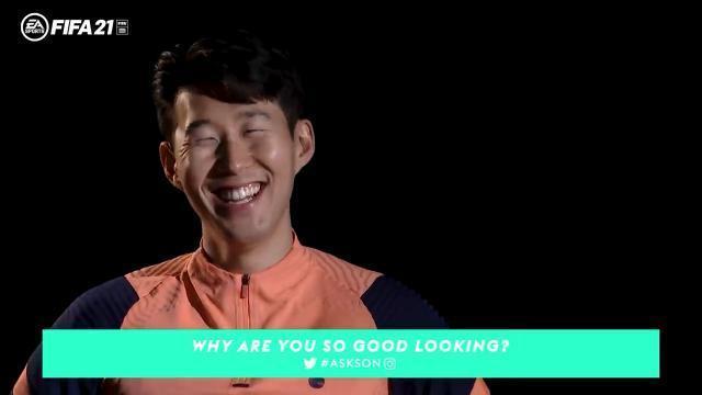 《【天辰招商总代】孙兴慜:我长得帅?球踢得好更重要 凯恩是世一锋》