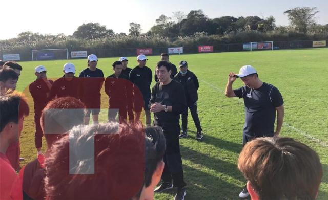 《【天辰平台主管待遇】陈戌源鼓励U19国青:以后的国家二队 肩负着未来》