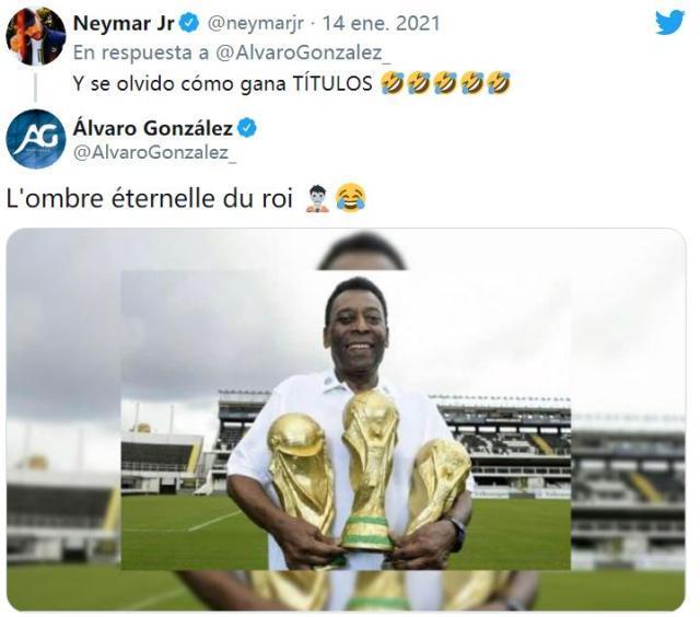 《【天辰代理官网】法国超级杯后续:内马尔与阿尔瓦罗隔空互怼》