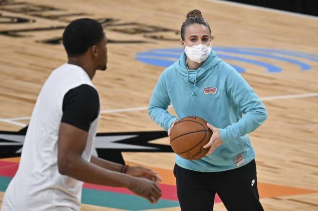 《【天辰娱乐内部招商】前队友:若哈蒙是男性 她早已成为一名NBA主教练》