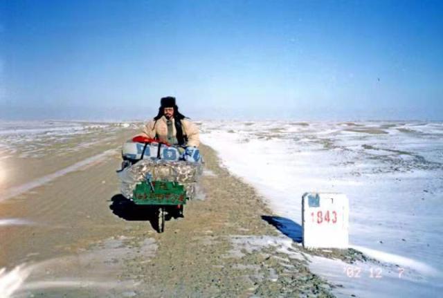 《【天辰平台主管】10年徒步踏遍中国:剪去1米长发,埋葬诗和远方...》