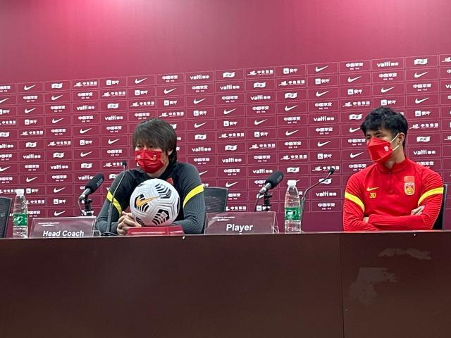 《【杏鑫官方登陆】李铁:很尊重和重视马尔代夫 球队状态调整得很好》