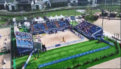 《【天辰代理官网】体育+娱乐全新升级 全国沙滩排球锦标赛火热来袭》
