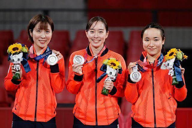 图片31 2020东京奥运会女子乒乓球团体银牌 日本队 石川佳纯个人Instagram 图片1.jpg